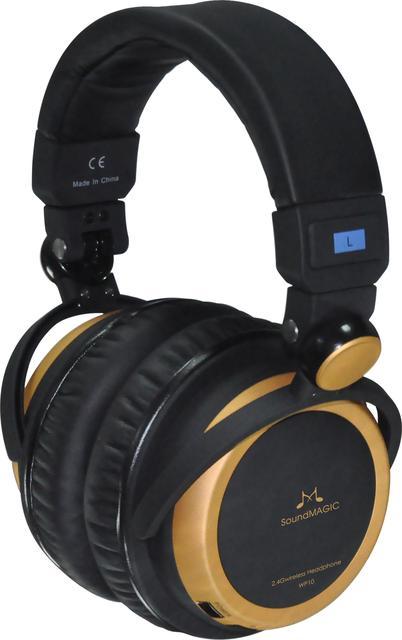 Słuchawki SoundMAGIC WP10 – Dwa w jednym. Przewodowe i Bezprzewodowe. Analog i Cyfra.