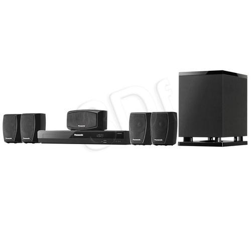 Panasonic SC-XH70 ( moc 400W; konwersja obrazu do FULL HD )