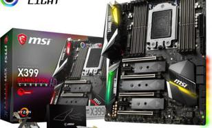 MSI X399 Gaming Pro Carbon AC, X399, SATA3, DDR4, M.2, USB3.1 gen.2, USB-C, ATX