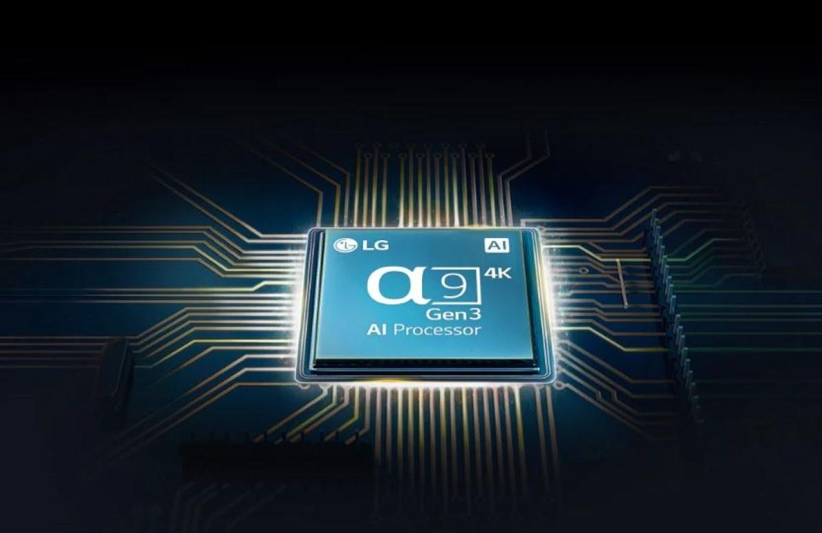 Procesor LG 3 generacji