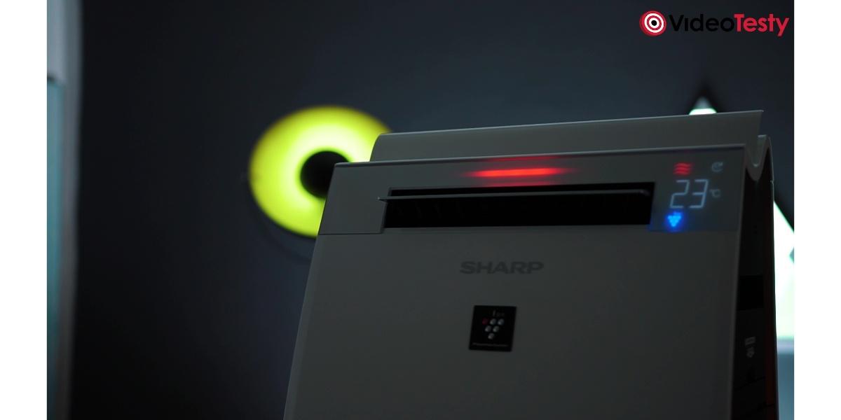 SHARP KI-G75EUW - podswietlenie