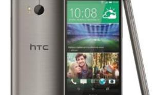 HTC One M8s 16GB Szary (99HADT018-00)
