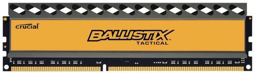 Crucial DDR3 Ballistix Tactical 8GB/1600 CL8