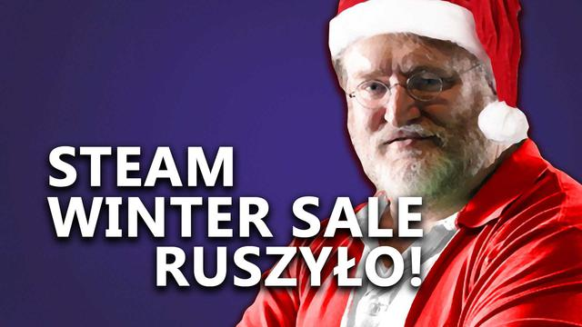Ceny Spadają Jak Szalone - Steam Winter Sale 2017!