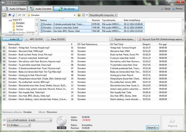 EZ CD Audio Converter 6