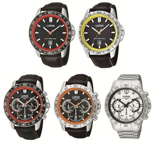 zegarki lorus