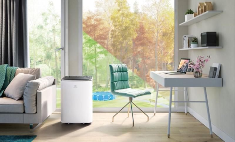 Electrolux jest stylowym dodatkiem do pokoju