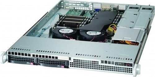 Supermicro SuperServer 6017R-TDLRF SYS-6017R-TDLRF