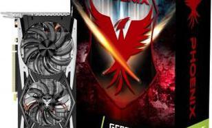Gainward GeForce RTX 2070 Phoenix 8GB GDDR6 (256 Bit), HDMI, 3xDP,