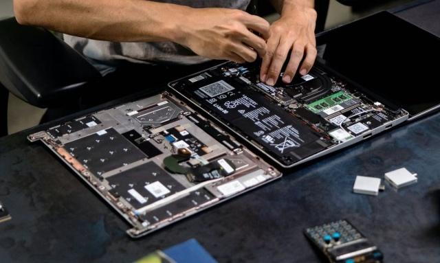 Laptopy framework będą łatwe w naprawie
