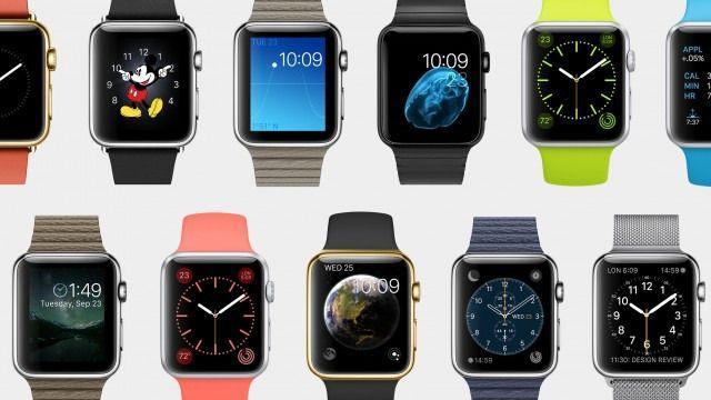 Firma Apple Nareszcie Zaprezentowała Zegarek!