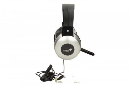 Genius HS-05A Headset Roll-up cable with mic.