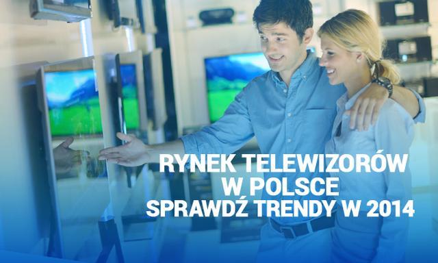 Rynek Telewizorów w Polsce - Sprawdź Trendy w 2014 Roku!