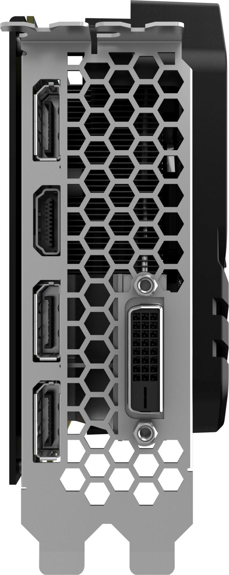 Palit GeForce GTX 1060 Super JetStream 6GB GDDR5 (192 bit) 3x DP,