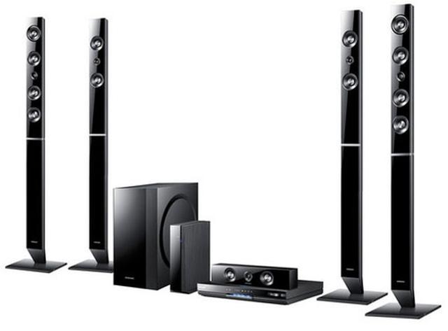 Samsung HT-D6750W - kino domowe dla najbardziej wymagających użytkowników