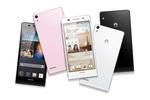 Elegancki HUAWEI Ascend P6 najsmuklejszym smartfonem świata