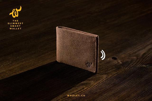wyjątkowy portfel od woolet