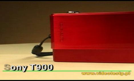 Sony T900 [TEST]