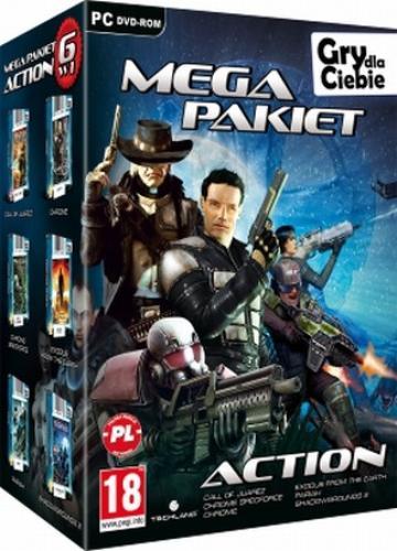 Techland Mega Pakiet: Gry dla Ciebie - Action PC (napisy PL)