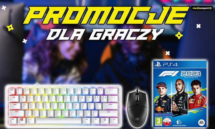 Gracze - Oszczędzajcie! Taniej gry, akcesoria i laptop!