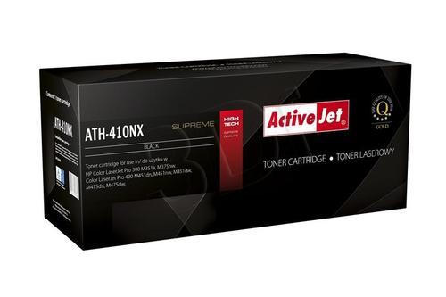 ActiveJet ATH-410NX czarny toner do drukarki laserowej HP (zamiennik 305X CE410X) Supreme