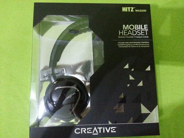 Creative MA-2600 pudełko