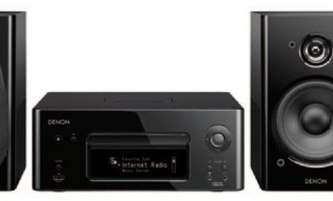 Denon przedstawia nowe wcielenie sieciowego systemu muzycznego z radiem internetowym i AirPlay