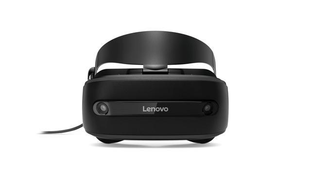 Gogle od Lenovo w pełnej okazałości.