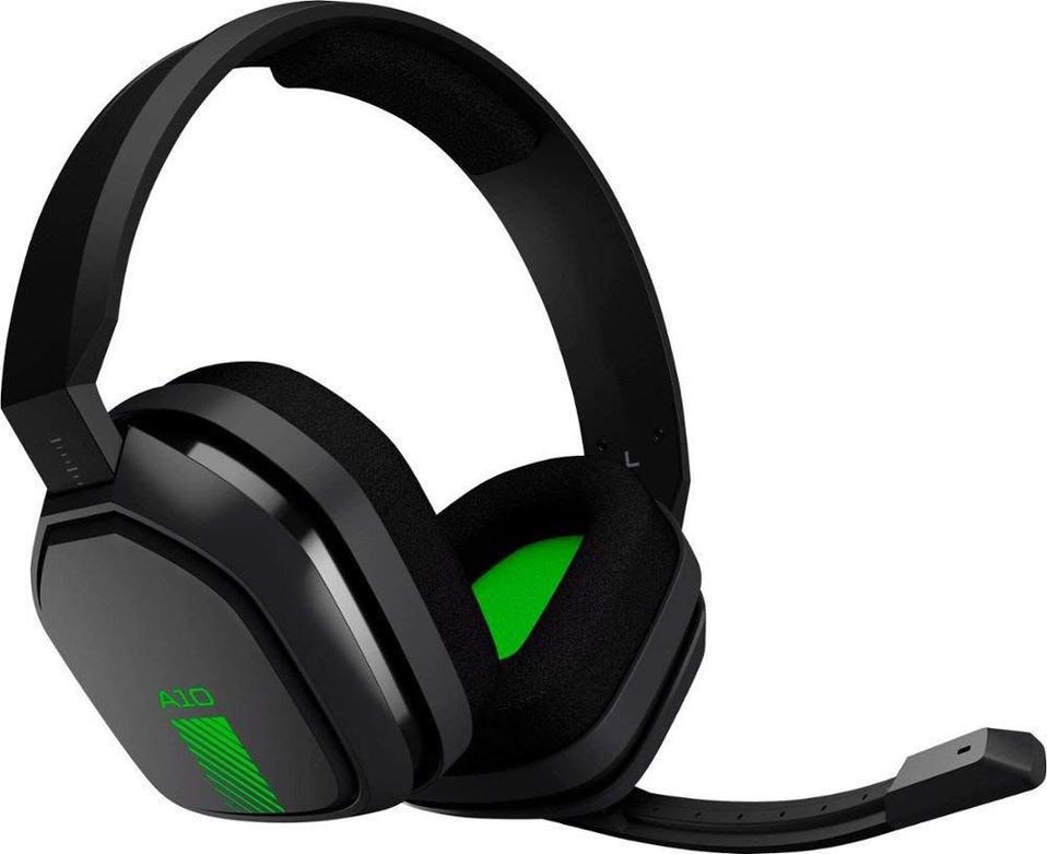 Logitech LOGITECH ASTRO A10 Headset for Xbox One - GREY/GREEN - WW