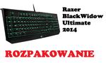 Razer Black Widow Ultimate 2014 - klawiatura mechaniczna z przełącznikami Razer Green Switch