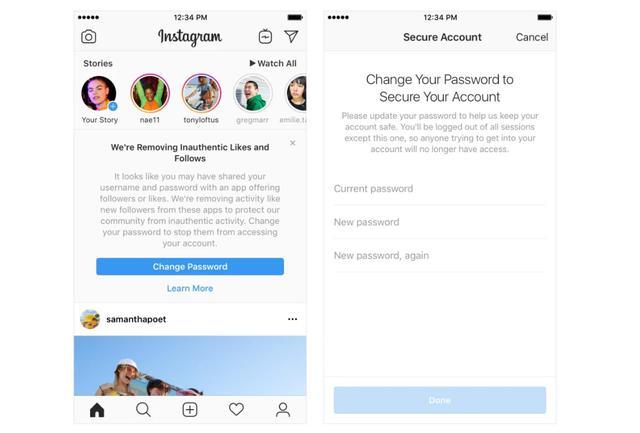 Instagram walczy z fake followersami