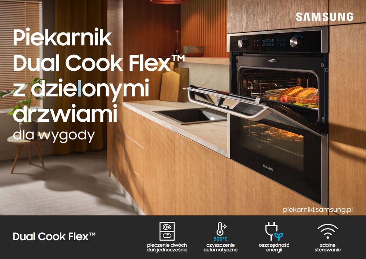 Samsung Dual Cook Steam dodatek do zakupu
