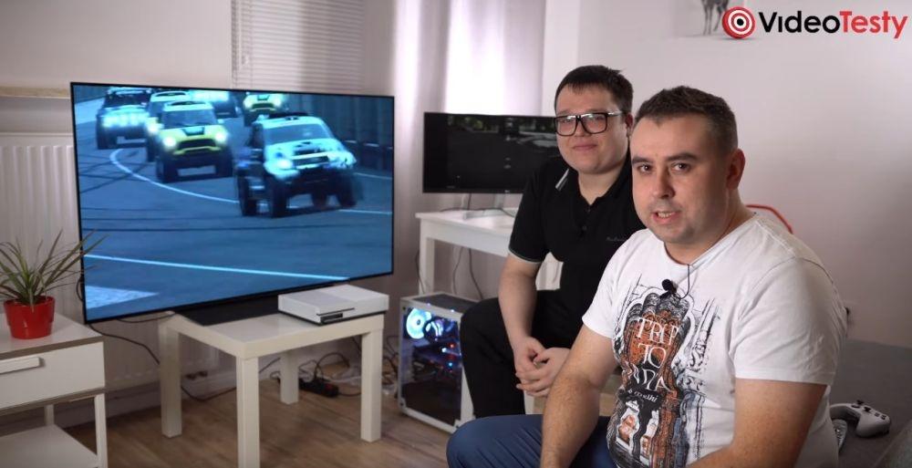 telewizor czy monitor - redaktorzy zabierają się za testy