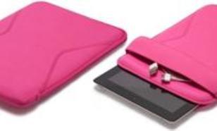 Dicota Tab Case 7 EVA e-book and tablet - pianka EVA (PINK)