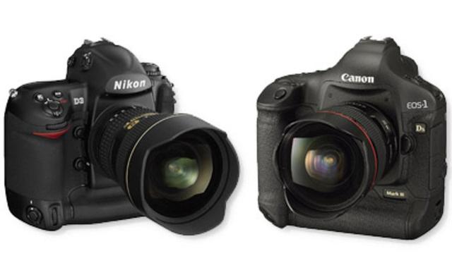 Przedwakacyjna rywalizacja Canona i Nikona