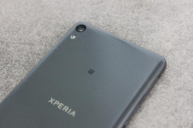 sony xperia e5 test