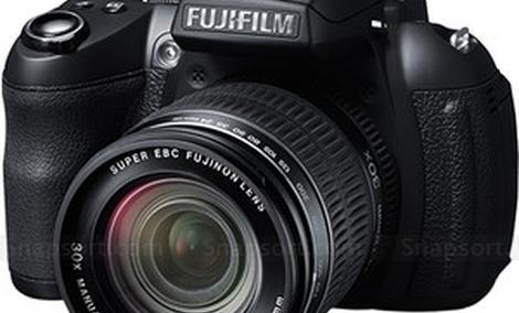 FUJI FinePix HS30 - zaawansowany aparat cyfrowy