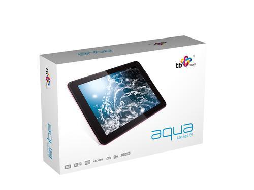 TB Touch Aqua 8 - 8' - A80.02 Fuksjowy