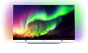 Philips 65OLED873/12 OLED 4K, HDR, Android, AMBILIGHT 3, QWERTY