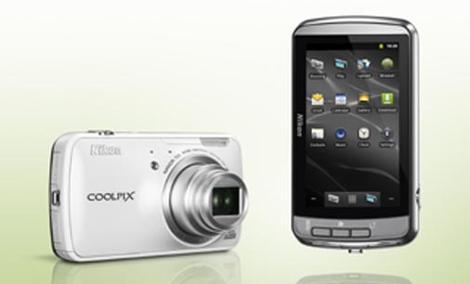 NIKON COOLPIX S800C - aparat z systemem Android