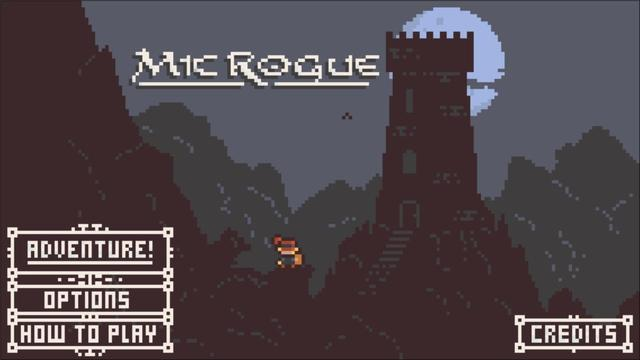 Weekendowe Granie #5 - MicRogue (iOS)