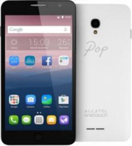 Alcatel OneTouch 5022D POP STAR Biały (5022D-2AALE11-1)