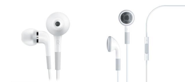 Apple wymienia słuchawki od iPoda Shuffle 3G