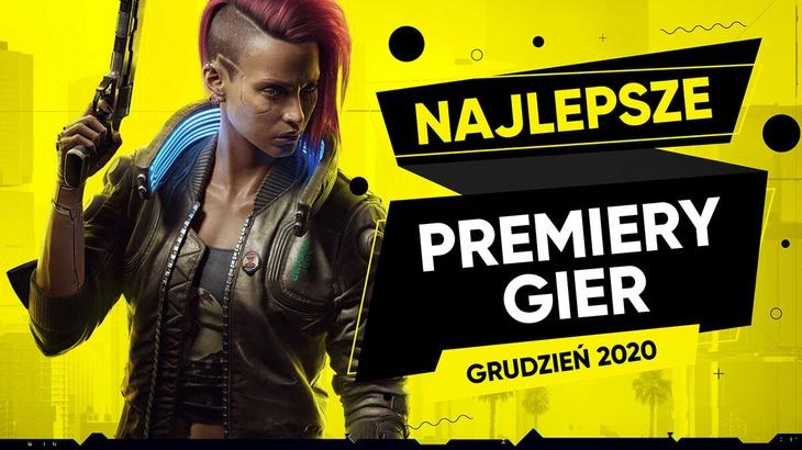 Najlepsze Premiery Gier Grudzień 2020 - Cyberpunk 2077, Immortals: Fenyx Rising