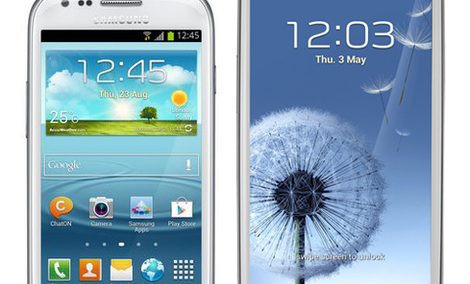 Lg Swift G vs Samsung Galaxy S3 [PORÓWNANIE]