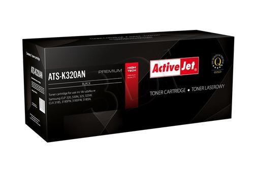 ActiveJet ATS-K320AN toner Black do drukarki Samsung (zamiennik Samsung CLT-K4072S) Premium
