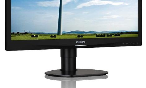 Monitor PHILIPS 241S4LCB – jakość i ergonomia w Twoim biurze