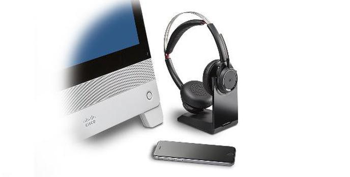 Voyager Focus UC - Bezprzewodowe Słuchawki od Firmy Plantronics
