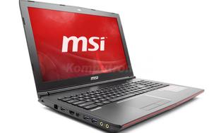 Msi GP62 7RD i7 32GB 128SSD+1TB GTX1050 W10