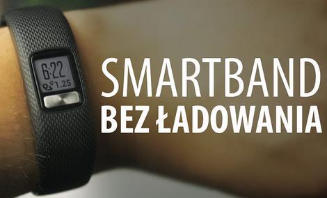 Garmin Vivofit 4 - Opaska sportowa z baterią na ROK?!